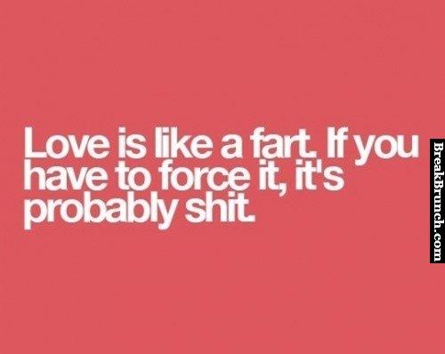 love-is-like-fart