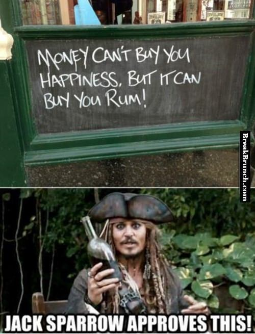 momey-cant-buy-happiness-but-can-buy-rum