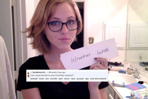 32 girls getting roasted on Reddit