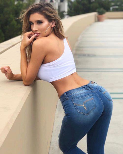 Hot girls in jeand 15 Girls In Sexy Tight Jean Breakbrunch