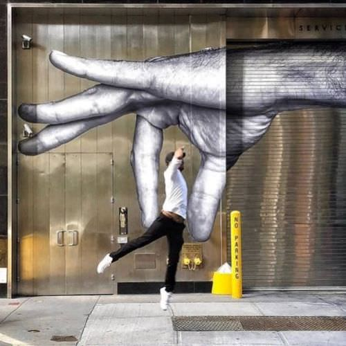 17 awesome graffiti you have to see