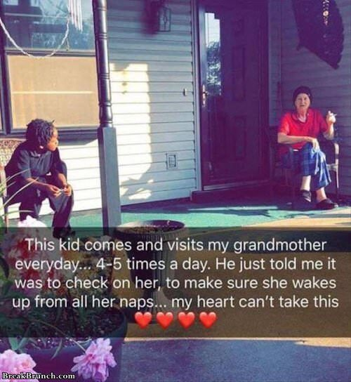 22 heartwarming pictures from 2018
