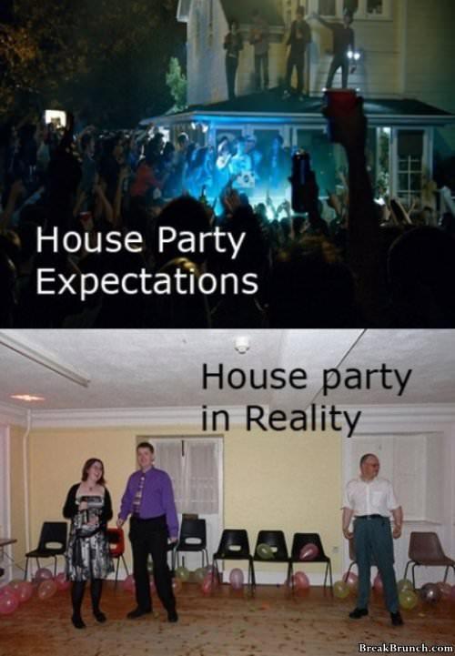 23 funny party meme - BreakBrunch