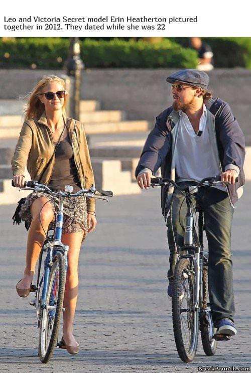Leonardo Dicaprio Only Dates Girls Under 25 - Breakbrunch-5929