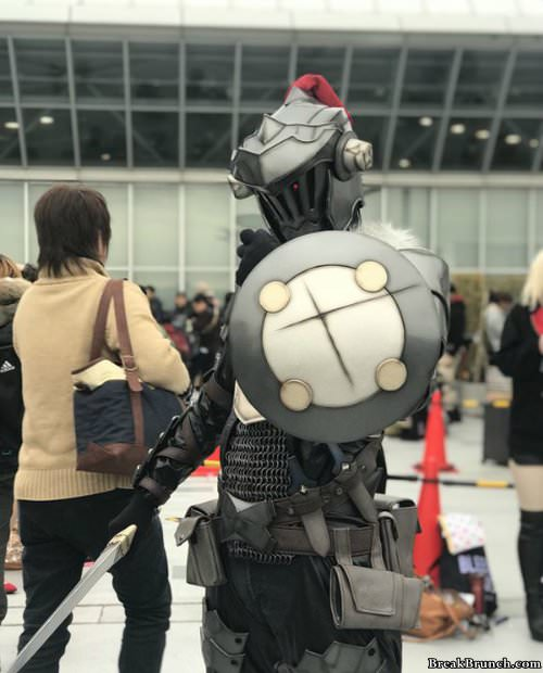 5 amazing cosplay of Goblin Slayer and Priestess