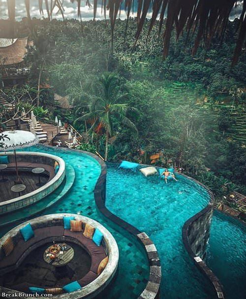 Anime Jungle Manaus 2019: The Kayon Jungle Resort In Bali