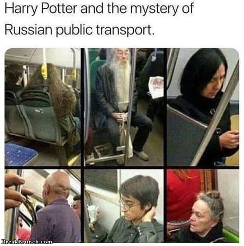 Harry Potter in Russia