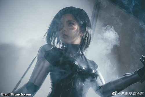 12 stunning cosplay pictures of Alita: Battle Angel