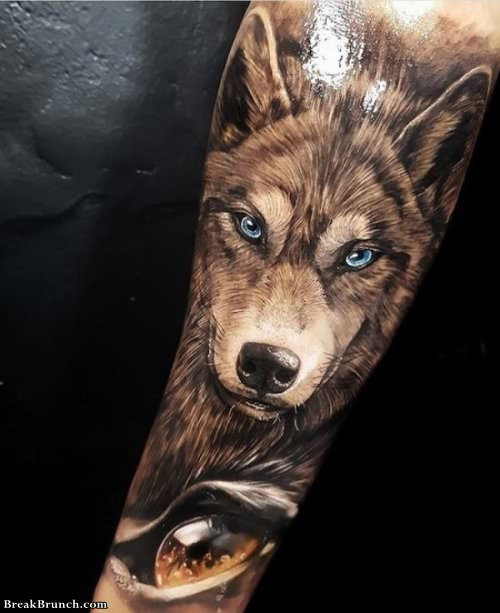 25 amazing full arm tattoos