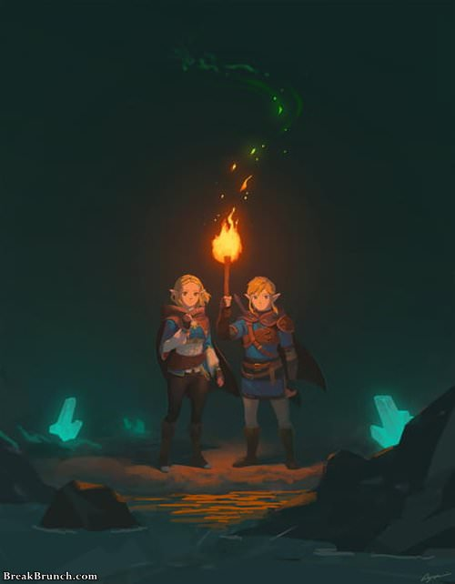 I am waiting for Breath of the Wild 2