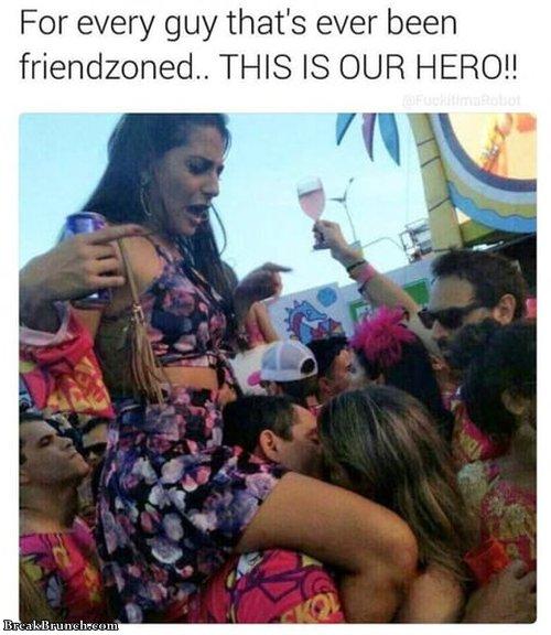 Friendzone hero