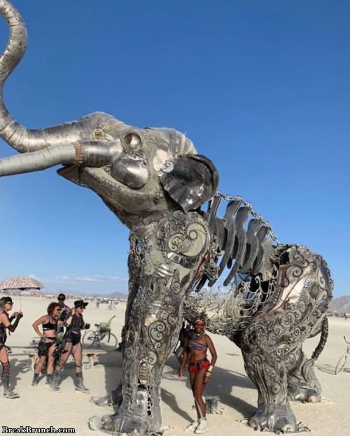 23 Stunning Pictures From 2019 Burning Man BreakBrunch