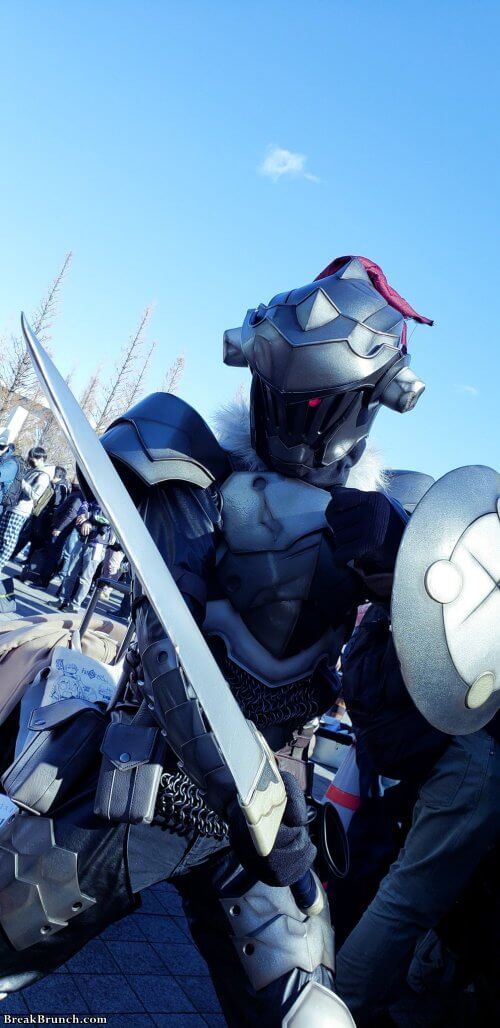5 stunning Goblin Slayer cosplay pictures