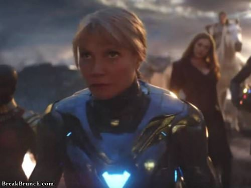 18 pictures of Avenger: Endgame without CGI - BreakBrunch
