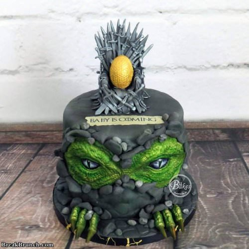 19 awesome cake designs