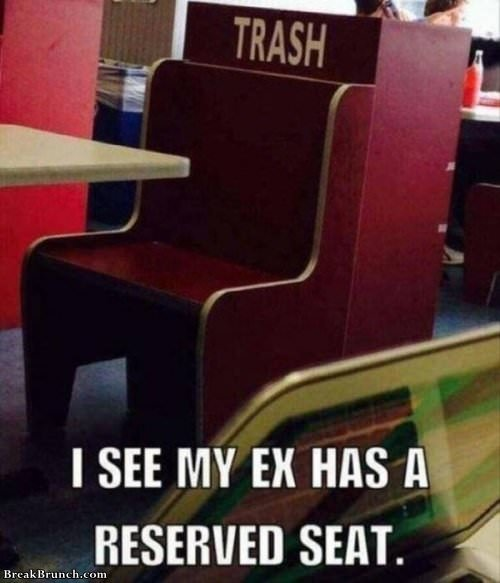 18 funny memes about Ex