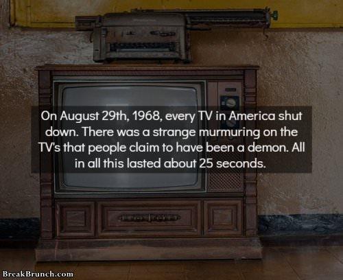 15 random scary facts