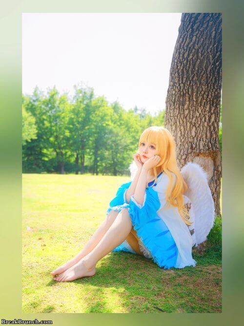 9 cute Filo cosplay from The Rising of the Shield Hero