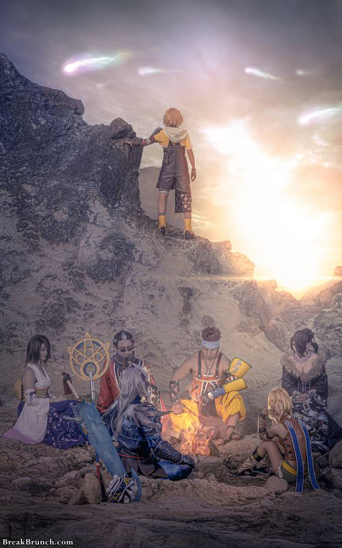 These 4 Final Fantasy X cosplay pictures are the absolute best