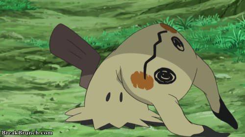 Creepy Mimikyu Pokemon cosplay by Patchwork Cosplay