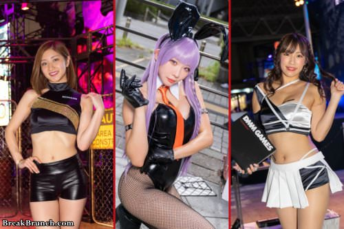 Weekly best cosplay Episode 24 – best cosplay pictures from Tokyo Game Show (21 pics)