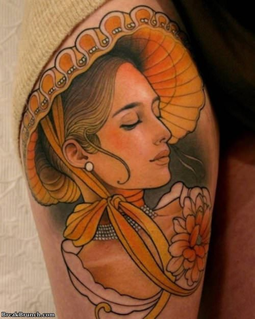 21 stunning arts of tattoo