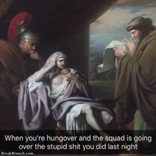 23 hilarious drunk memes