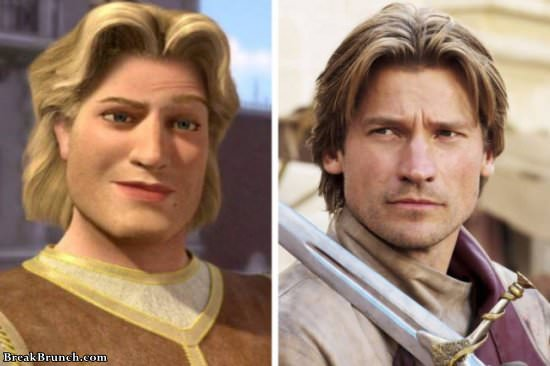 20 real life people that look like cartoon characters