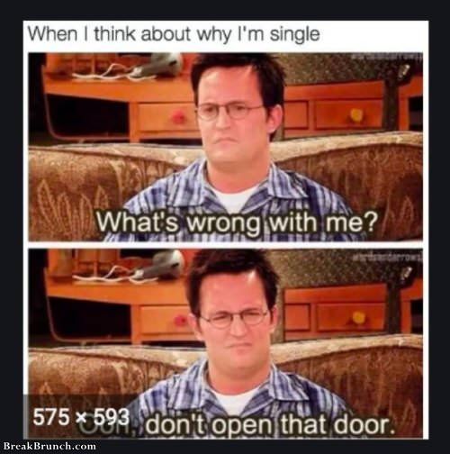 13 Funny Memes About Being Single Breakbrunch