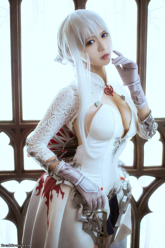 9 SINoALICE cosplay pictures by Manyu ManU