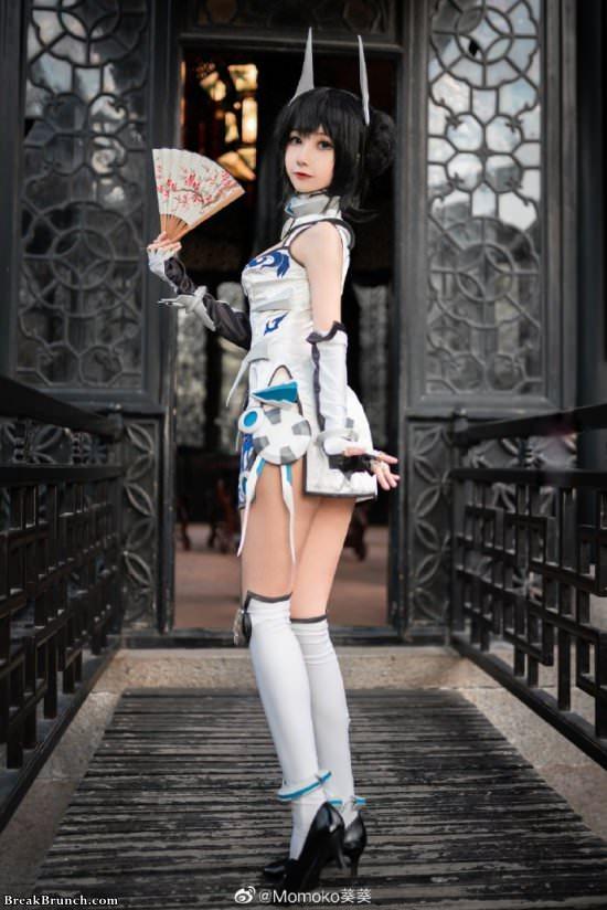 Sexy Cosplay In Qipao By Momoko 9 Pics Breakbrunch