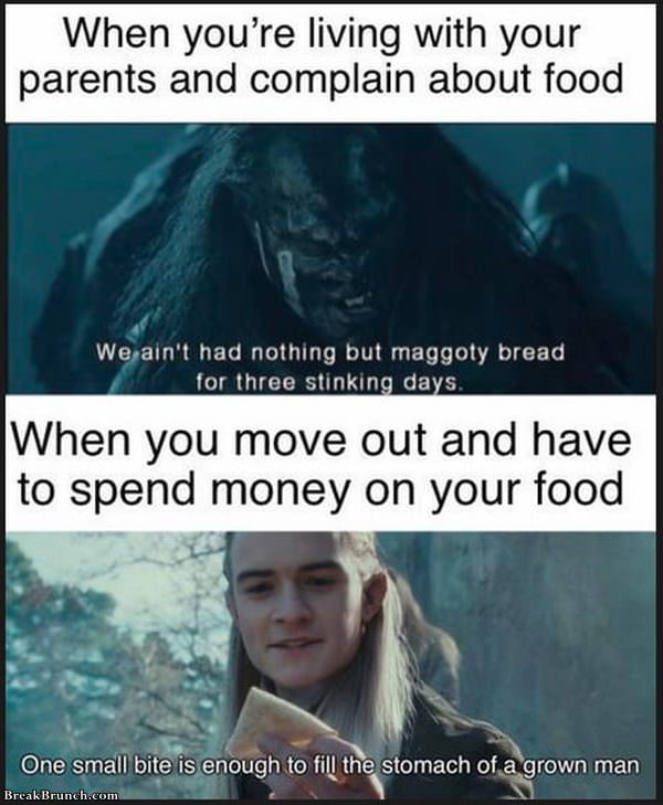 double-standard-on-food-122119