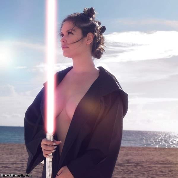 27 hot Star Wars cosplay