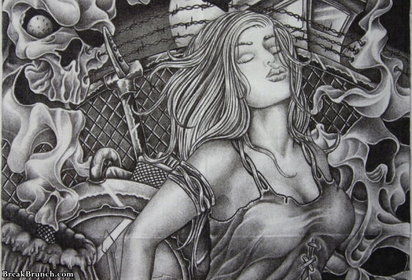15 amazing drawings from prison