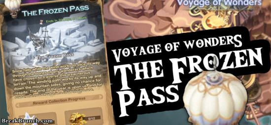 AFK Arena – guide on how to 100% clear The Frozen Pass (Voyage of Wonders)