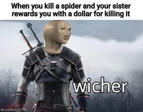 How to become a Witcher in real life