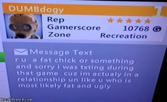 26 hilarious Xbox text messages
