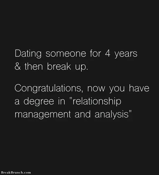 Degree in relationship management