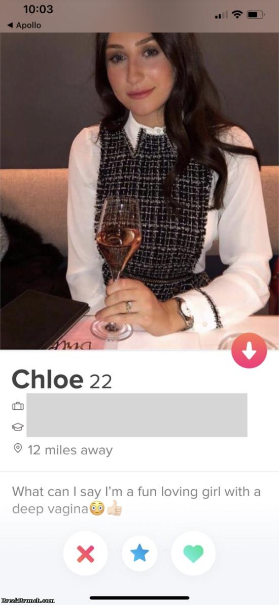 Girls tinder sexy Tinder Sex