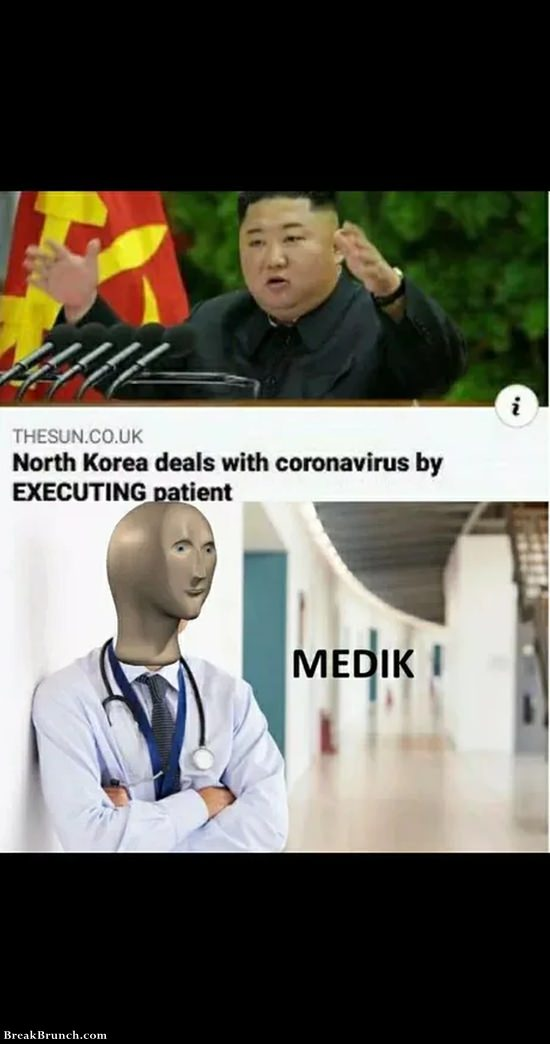 North Korea deals with coronavirus by executing patients