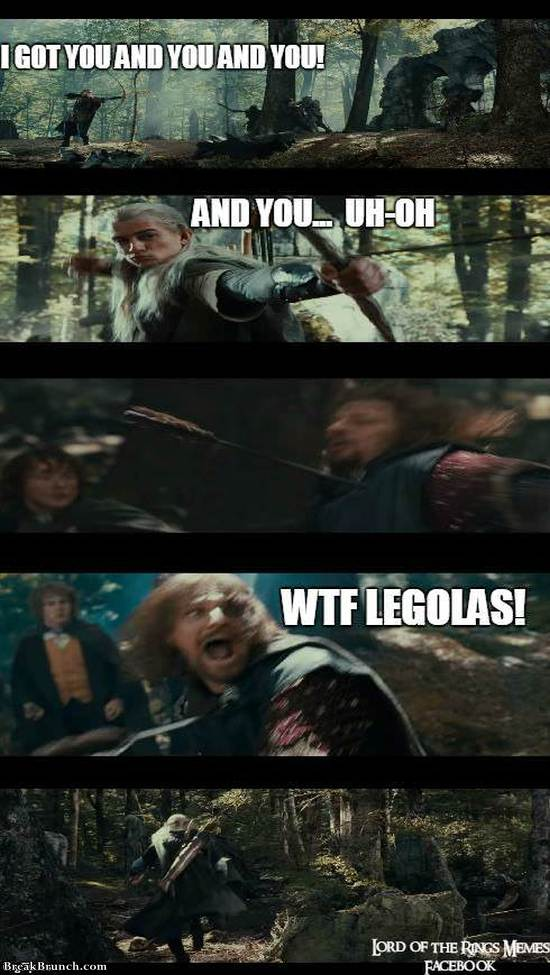 20 Funny The Lord Of The Rings Memes Breakbrunch