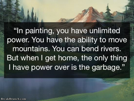 Painting is everything