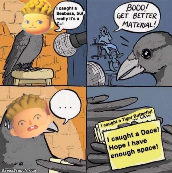 18 Funny Animal Crossing Memes Breakbrunch