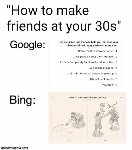 How to make friends at your 30s