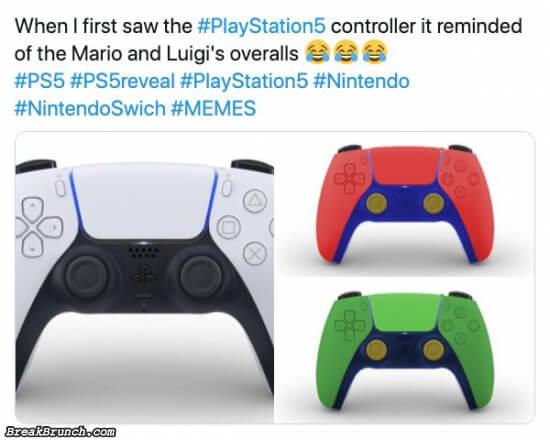 20 Funny Playstation 5 Controller Memes Breakbrunch