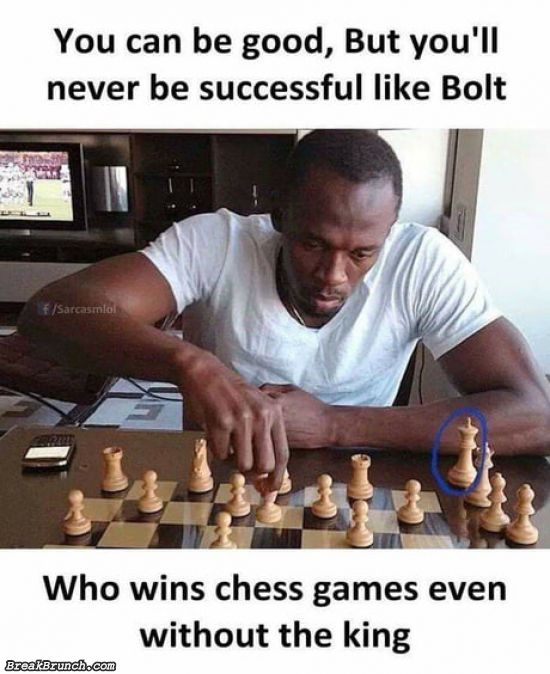 Win chess games without king