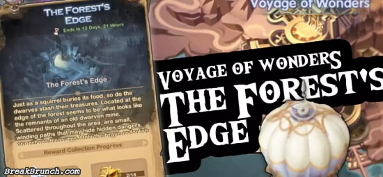 AFK Arena guide on how to 100% clear The Forest's Edge (Voyage of Wonders)