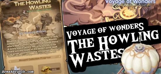 AFK Arena guide on how to 100% clear The Howling Wastes (Voyage of Wonders)