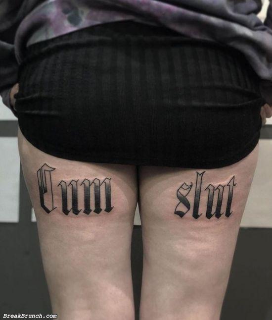 19 WTF tattoos