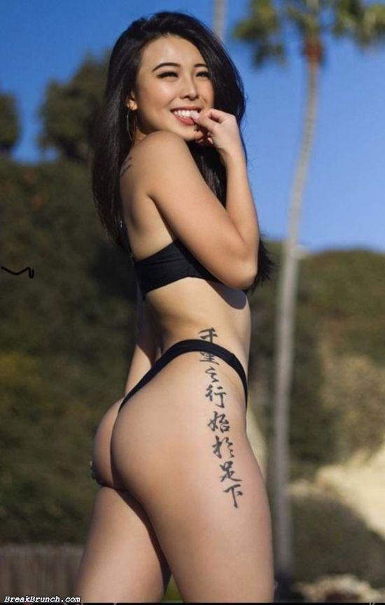 26 beautiful curvy Asian girls